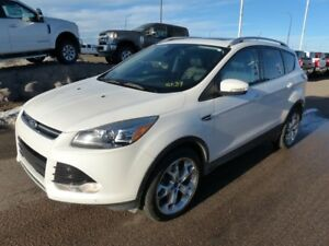 2014 Ford Escape Titanium, Remote start, SYNC 3, BLIS