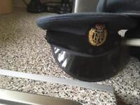 Military hats and berets