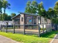 Luxury Lodge for Sale at Coghurst Hall in Hastings, East sussex, not Caravan