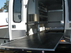 """Rolling Cargo Bed (48""""x96"""") 4000lb capacity"""