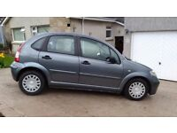 Citroen C3 1.4 VTR very low mileage and great condition for its age!