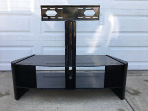 Flat Panel TV Mount and Video Table