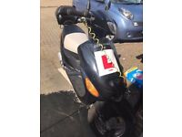 50cc moped / scooter - very good condition