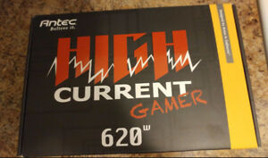 Antec High Current Gamer 620W power supply