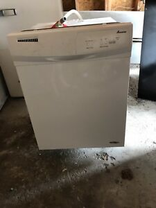 White Dishwasher for sale 2 years old