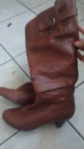 Women's boots, heels, shoes