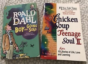 5 books $5 for entire lot