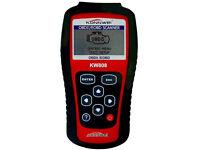 KW808 OBD2/OBDII/EOBD Car Fault Code Diagnostic Scanner