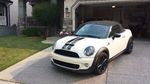 MINI Mini Cooper S Coupe (2 door) Roadster Convertible