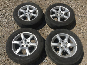 For Sale Rims and Tires Perfect Condition
