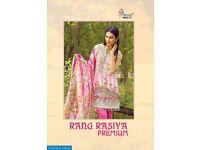 RANG RASIYA PREMIUM WHOLESALE PAKISTANI CONCEPT DRESS MATERIAL