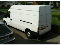 Man and van hire - Van about town