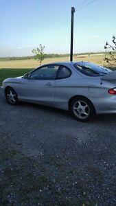 Hyundai Tiburon 1998