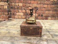 OLD FASHIONED PARAFFIN STOVE