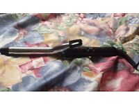 Curling Tongs Small/Medium Sized Barrel Very Good Condition
