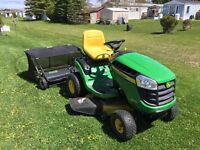 Lawn care and yard maintenance