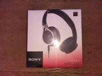 Sony MDR10RC Overhead Lightweight Folding Headphone - Sealed Box / Never Used