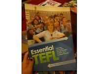 TEFL - Teach English as a foreign language textbook. English teacher book. Lesson plan giuide.