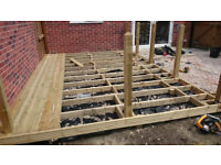 Decking, Landscaping Services Liverpool. We can build a deck from scratch, or as a kit