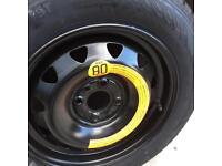 Ford ka spare wheel flat 500