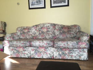 Free Couch and Loveseat, Pickup Only