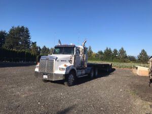 **VERY CHEAP** 2002 WesternStar Heavy Spec