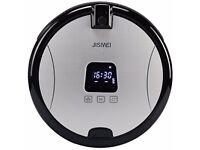 JISIWEI S+ Automatic Vacuum Cleaner Robotic Smart Intelligent Floor Cleaner swap for mobile phone