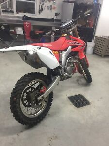 CRF250X TRADE FOR 4X4