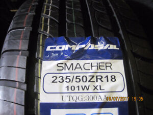 """BRAND NEW 18"""" ALL SEASON TIRES. CHEAP PRICES!!!"""