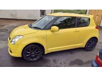 suzuki swift 2005 MOT 14-07-2018