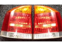 VAUXHALL VECTRA C NEAR & OFFSIDE TAIL LIGHTS