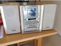 CD Radio stereo system