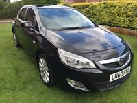 Fabulous Value 2010 60 Astra Elite Auto 1.6 5 Dr Hatch 38000 Miles HPI Clear FSH Full Leather