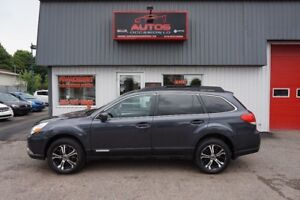 2012 Subaru Outback LIMITED PACKAGE AWD CUIR TOIT GPS 67 500 Km