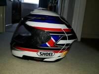 Shoei X Spirit 2 Reverb Motorbike Helmet