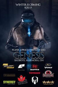 Back to School Synergy Paintball Event