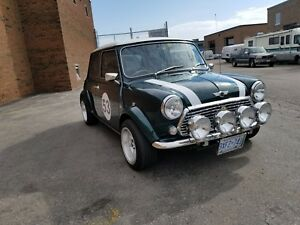 Rover Mini 1995 - right hand drive