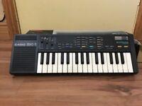 Casio SK-1 80's Sampling Keyboard