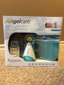 AngelCare Baby Monitor with Movement Sensor