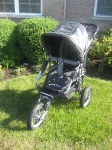Zooper Boogie Three Wheel Stroller - the Cadillac of Strollers