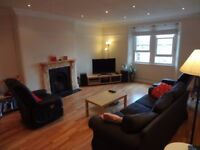 Double room available in top floor flat close to Whiteladies - £400 pcm