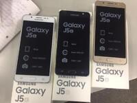 Samsung galaxy j5(6) BRAND NEW BOXED SEALED UNLOCKED (with warranty and receipt)