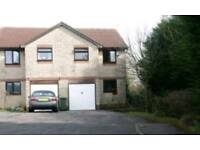 3 bed Semi detached with garage and garden