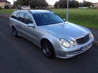 2600£ ONO Mercedes e220 cdi Estate Diesel 1 Year MOT e class