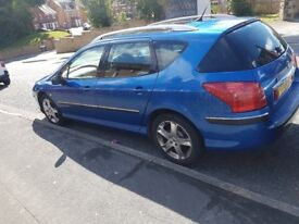 Peugeot 407 SW 2.0 HDI - Great Condition
