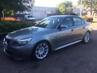 BMW 520d LCI SIX SPEED FULL HISTORY, FULL MOT PX WELCOME