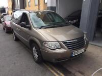 CHRYSLER GRAND VOYAGER 2.8 AUTOMATIC FULL LEATHER FULL ELECTRIC DOORS