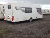 2013 Bailey Unicorn 4 berth caravan