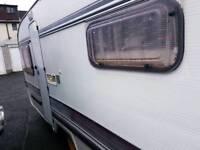 4 berth caravan good condition