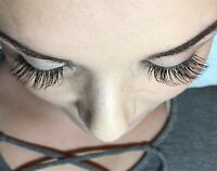 Lashes by Maria  60 $ full set / 40 $ refills